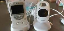 Oricom Baby Monitor SC710 and Breathing Pads Bundle