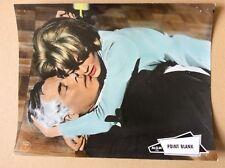 Point Blank (Kinoaushangfoto '68) - Lee Marvin / Angie Dickinson