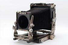 2233#GC Ebony SV45TE Ti Large Format Field Film Camera Excellent++