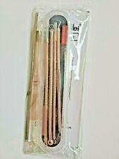 4pcs Blackhead Acne Comedone Zit Pimple Blemish Extractor Remover Tools Kit Set