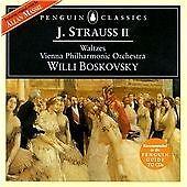 J.Strauss II: Waltzes, , Very Good