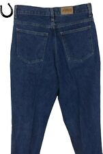 Authentic ROUGHRIDER Womens Size 5/6 Blue Jeans Mid-rise Medium Wash Tapered Leg