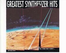 CD GREATEST SYNTHESIZER HITSinstrumantal favoritesHOLLAND EX+(B5278)