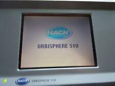 ORBISPHERE 510 Hach Lange 510/A00/T1C0P000 Mfg. 2013/16