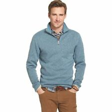 New Men Arrow Sold 1/4-Zip Fleece Sweater - Multi Colors - BIG & TALL