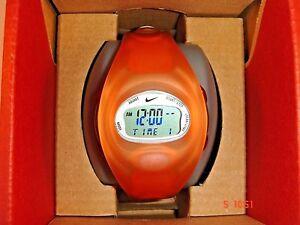 Nike ACG Tempest Digital Orange Sports Watch Men Women Children 2-802 BOGOF RARE