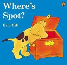 Where's Spot color