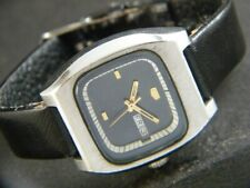 OLD VINTAGE SEIKO 5 AUTOMATIC JAPAN WOMEN'S DAY/DATE WATCH 420-a210410-4