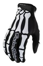 New 2020 Youth Kid Troy Lee Designs TLD Air Skully Glove Black White S M L XL