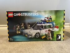 Lego 21108 Ghostbusters Brand New & Sealed Ghostbusters Ecto-1