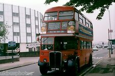 London Transport RT3232 Near Heathrow 12th July 1978 Bus Photo
