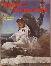 1962 Sports Illustrated April 30- Go-karts; Celtics win