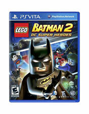 LEGO Batman 2 DC Super Heroes (Sony PlayStation Vita PS Vita Ships Free Complete