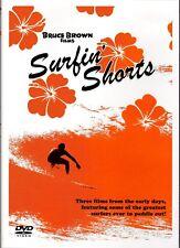 Bruce Brown Film SURFIN SHORTS DVD Greatest Surfers Surfing
