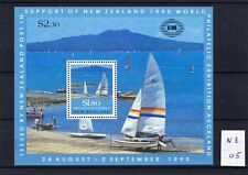 NZ05   Expo Auckland 1990 BF 75  MNH c. 7,00