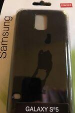 Samsung Galaxy S5 TPU Black Case