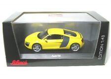 Audi R8 (amarillo)