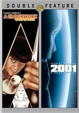 2001 Space Odyssey Clockwork Orange 0883929272662 DVD P H