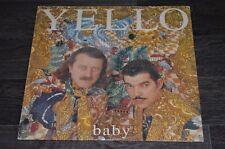 yello - baby lp vinyl russia