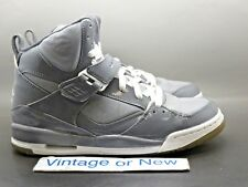 Nike Air Jordan Flight 45 Cool Grey White GS 2010 sz 7Y