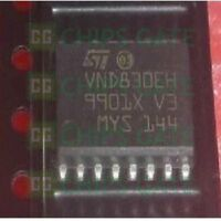 2PCS VND830 Encapsulation:SOP-16,DOUBLE CHANNEL HIGH SIDE DRIVER