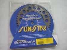 Sunstar Rear Sprocket 5-349743 520 Conversion 43T GSXR 600 750 1000 DL1000