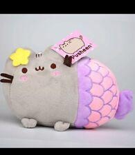 Pusheen Plush Toys Cute Cartoon Pusheen Cat Cosplay Mermaid