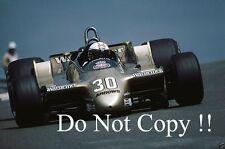 Jochen Mass Arrows A2 French Grand Prix 1979 Photograph 1