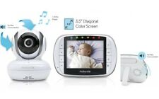 Motorola Mbp36S Wireless Video Baby Monitor Baby Monitor w/ Remote Tilt & Zoom