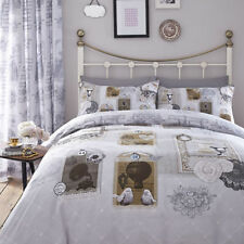Country Polyester Three-Piece Bedding Sets & Duvet Covers