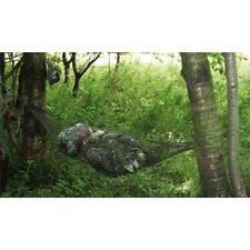 Accessoires hamacs couchages vert pour tente et auvent de camping