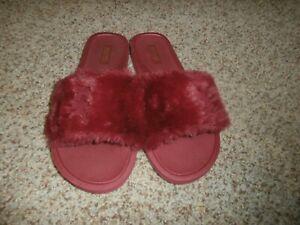 Michael Kors Red Slippers for Women for