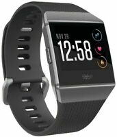 Fitbit Ionic Bluetooth Activity Tracker PEBBLE ONLY!! Best Deal! Free Shipping!