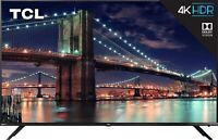 TCL 75R617 75-Inch 4K Ultra HD Roku Smart LED TV - Refurbished