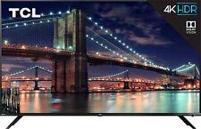 TCL 65R617 65-Inch 4K Ultra HD Roku Smart LED TV - Refurbished