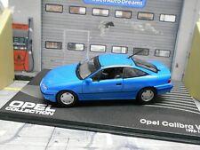 OPEL Calibra V6 Coupe 1993 - 1997 blau blue IXO Altaya RAR 1:43
