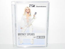 "*****DVD-BRITNEY SPEARS""LIVE FROM LAS VEGAS""-2008 Sony BMG*****"