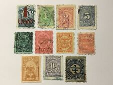 old stamps  COLOMBIA    x  11