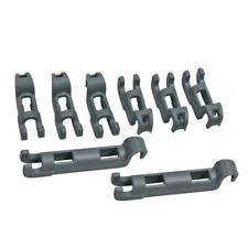 BOSCH Dishwasher Lower Basket Rack Flip Tynes Bearings Clips Kit 00611472 611472