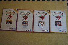 4 Hefte Kochen im Südwesten Johann Lafer kocht Rezepte 2001 SWR SR Fernsehen