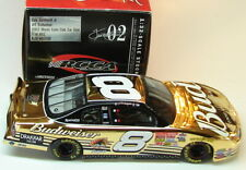 Dale Earnhardt, Jr. 2002 Action 1:32 8 Bud Budweiser 2002 Chevy Monte Carlo Gold