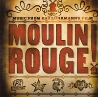 Moulin Rouge [Original Motion Picture Soundtrack] by Original Soundtrack CD 2001