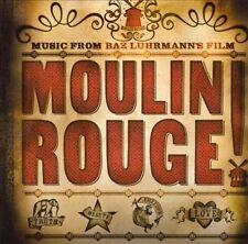 Moulin Rouge [Original Soundtrack] by Various Artists (CD, May-2001, Interscope