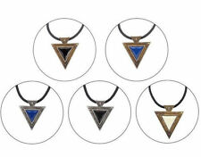 Leather Mixed Themes Costume Necklaces & Pendants