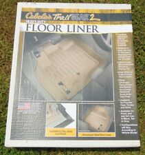 Cabela's Trail Gear 2 Heavy Duty Floor Liner Black Ford C-Max, Kuga, Escape, MKC