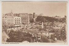 Dorset postcard - The Square, Bournemouth