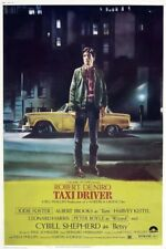 TAXI DRIVER MOVIE POSTER, USA Version, (Size 24 x 36)