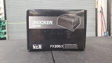 *NEW* Kicker PX200.1 Amplifier Powersports Marine Amp 200 w mono 12PX2001