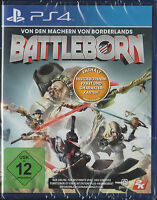 Battleborn, PS4, NEU & OVP
