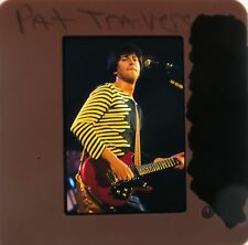 PAT TRAVERS Hooked on Music Heat in the Street Live Go for What You Know SLIDE 1